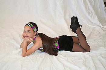 Victoria jazz costume