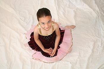 Victoria ballet costume